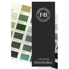 Farrow & Ball spalvų paletė
