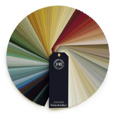 Farrow&Ball spalvų knyga-vėduoklė