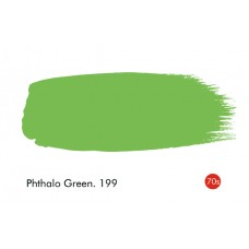 PHTHALO ŽALIA 199 - PHTHALO GREEN 199