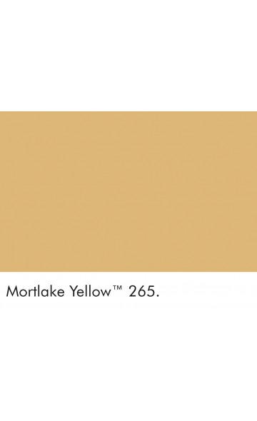 MORTLAKO GELTONA 265 - MORTLAKE YELLOW 265