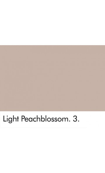 LIGHT PEACHBLOSSOM 3