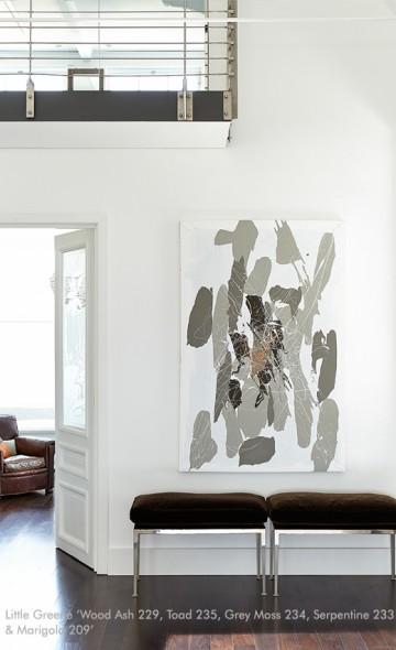 Dažų inspiracinė galerija