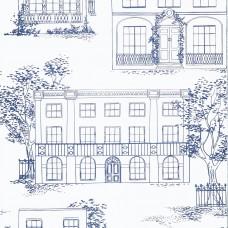Hampstead - Mid Blue