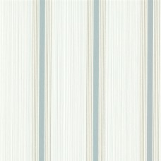 Cavendish Stripe - Brush Blue